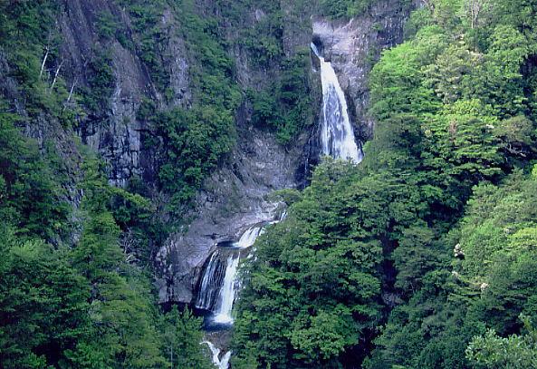 不動七重の滝4
